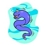 Eel Cartoon T-shirts & Gifts