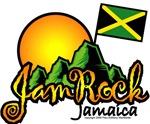 Welcome to JamRock on Jamaica tshirts and other Ja