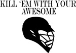 Lacrosse KillEmWithAWESOME