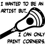 Lacrosse Paint Corners
