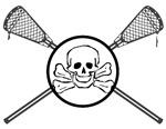 Lacrosse Skull 8
