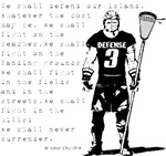 Lacrosse WC Quote
