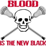 Lacrosse Black Blood