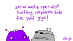 Social Media Specialists Paid Gigs