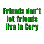 Friends don't let friends . . .