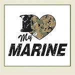 I Heart My Marine