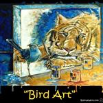 Bird Art/Tiger