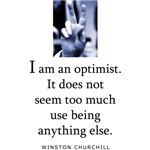 I am optimist