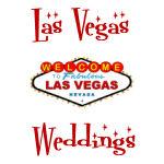 Las Vegas Bride and Groom