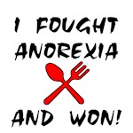 I Fought Anorexia and Won T-shirts and Gifts