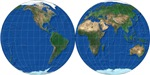 World Double Sphere Design
