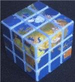World Cube Art