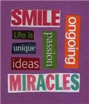 Smile Life is Unique