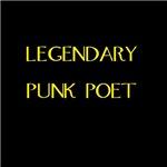 Legendary Punk Poet