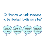 How Do You Ask?
