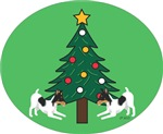 Dog Breed Christmas Ornaments