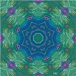 Compassion Art Mandala