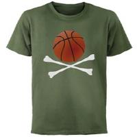 Basketball and Crossbones, a Modern Jolly Roger