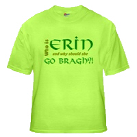 Confused About Erin Go Bragh