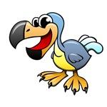 Cartoon Dodo