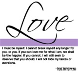Love - Ralph Waldo Emerson Quote