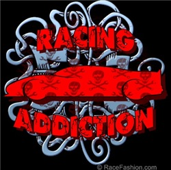 Racing Addiction Red