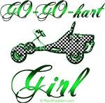 GO-GO-Kart GIRL Green
