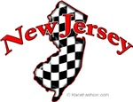 JN State Checkered Flag Map