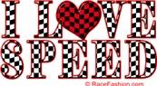 I love SPEED