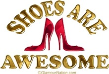 Shoes are AWESOME!