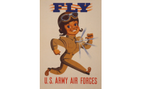 WWI & WWII War Posters