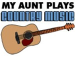 My Aunt Plays Country Music