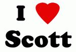 I Love Scott
