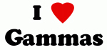 I Love Gammas