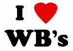 I Love WB's