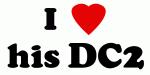 I Love his DC2