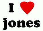 I Love jones