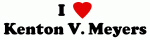 I Love Kenton V. Meyers