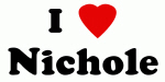 I Love Nichole