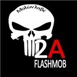 Second Amendment Flashmob