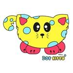 Dot Kitty Pudgie Pet