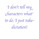 Character Dictation