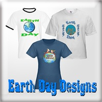 Earth Day T-Shirts & Gifts