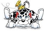 Dalmatian Cartoon