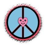PEACE / HIPPIE