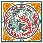 LUCKY CHINESE DRAGON
