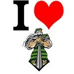 I love Highlanders