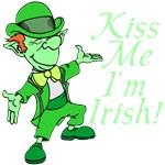 Kiss Me -- I'm Irish