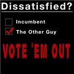 NEW DESIGN: Vote 'Em Out
