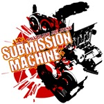 Jiu Jitsu Submission Machine t-shirts